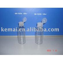 100ml flip cap bottle