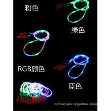LED PVC Digital Jump Rope LED Skipping Jump Rope