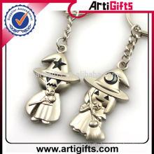 Artigifts wholesale cheap metal voodoo doll keychain