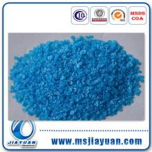 Salpicos de cor detergente personalizado de círculo azul