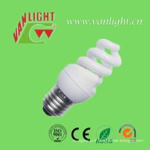 Lampes CFL de forme spirale pleine série (VLC-FST2-5W)