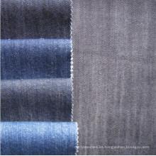 Tejido de mezclilla 100% algodón para jeans y chaquetas