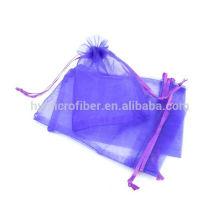 Custom Printed Organza in Packaging Bags