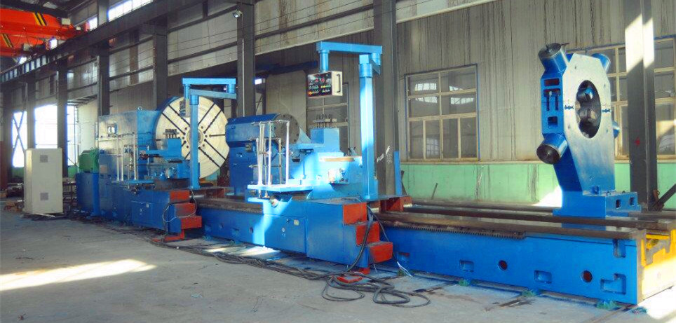 Horizontal lathe machine for sale