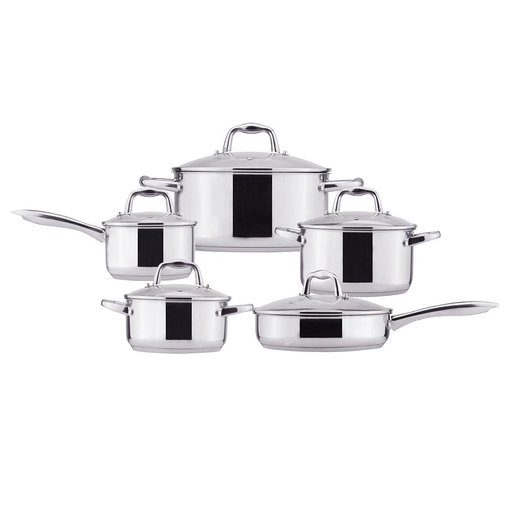 Capsule Bottom Cookware