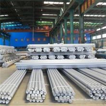 6061 6063 7075 2014 Aluminum Rod/Aluminum Bars Custom Cut 20mm