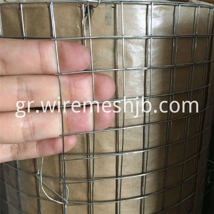 Hot-dip Galvanized Welded Mesh