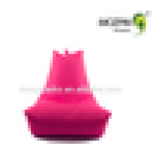 Color lindo baby beanbag silla salón beanbag sofá