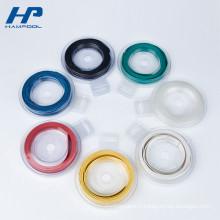 Boîte à emballer adaptée aux besoins du client de boursouflure de Sterling de Tubes de soudure de tube de rétrécissement de couleur