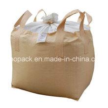 Beige Super Bag PP Woven