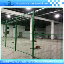 Wear-Resisting Chain Link Fencing Mesh