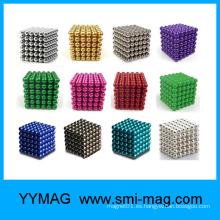Bolas magnéticas de color 3mm 5mm en venta online