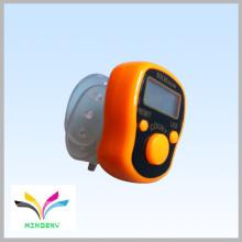 Venta caliente regalo promocional anillo Muslin Digital frecuencia contador