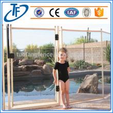 Clôture de piscine de sécurité pour enfants