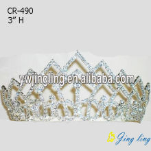 2018 Silver Doll Pageant Tiara