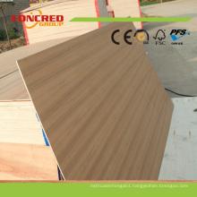 AAA Grade Red Oak/Teak/Cherry/Ash Natural Veneer Laminated Board (MDF/Plywood)