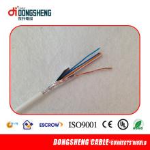 18 AWG 8c Защитный кабель экрана