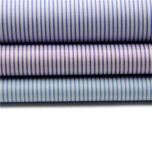 Lot de stock de tissu de chemise 80S / 2