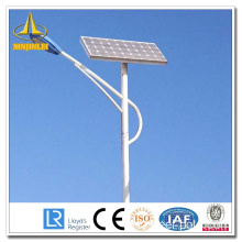 Steel Conic Solar Street Post