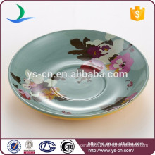 China manufacturer ceramic dessert plate wholesale