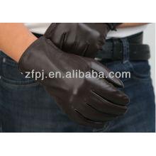 Basic Style Herren Leder Handschuhe
