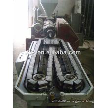 HDPE двустенных гофрированных труб делая машину
