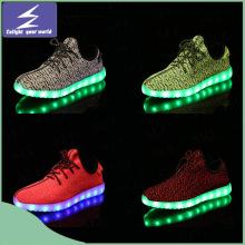 Heißer Verkauf Yeezy Boost LED Licht Sportschuhe