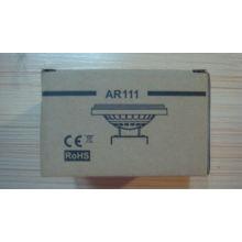 Lâmpadas originais 12V ACDC 800lm do diodo emissor de luz do poder superior AR111 do projeto