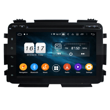 Honda Vezel HRV Android Auto DVD Navigation Player