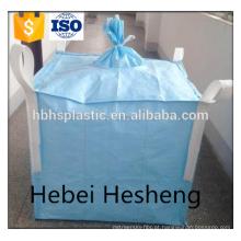 FIBC mini 250 kg saco a granel sacos de fertilizante a granel