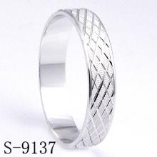 Bague de mariage brillant et fashion Jewelry 925 Silver (S-9137)