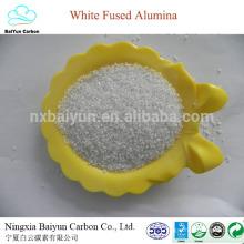 12-80# white fused alumina white corundum competitive white corundum price