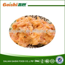 Japan flavor seafood snack manufacturing frozen seasoned crawfish salad recipes
