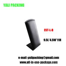 Soporte grande del sostenedor del pendiente de la PU del metal del tamaño (EST-LB)