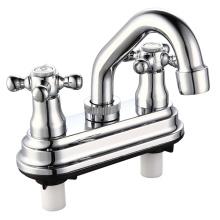 Mélangeur de robinet de bassin de robinet en plastique d'ABS
