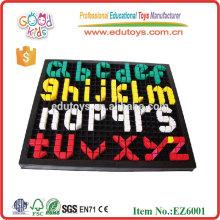 Plastic Cube Puzzle Block Toy For Child