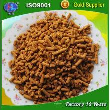 Desulfurizador activado dedicado dedicado del óxido de hierro del primer de la clase para el retiro de H2s para la venta