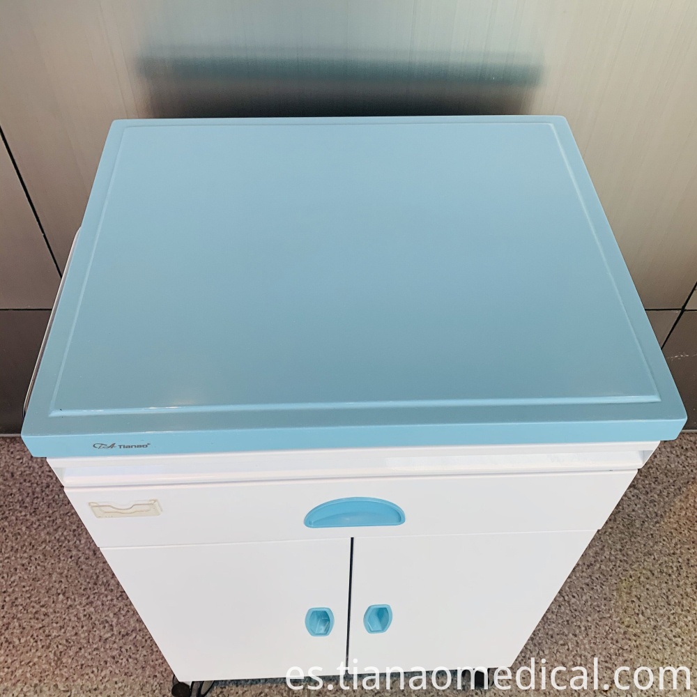 Hospital Steel Bedside Cabinet