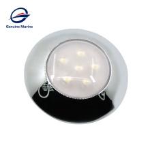 Genuino marino LED 12V 24V RV Caravana Remolque Barco Luz de techo interior de techo