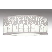 Lámpara de techo de acrílico LED 31W para hotel con CE
