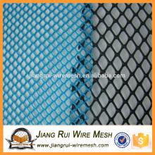 2016 Plastic coated flat wire mesh