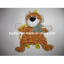 Plush Animal Cushion Stuffed Tiger Plush Bag