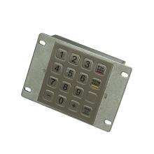Pin Pad de kiosque de clavier ATM EPP PCI