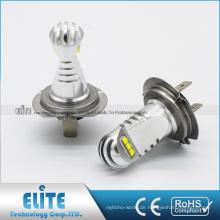 [Factory Direct] High Power h7 Auto führte Glühbirnen mit verschiedenen Stilen