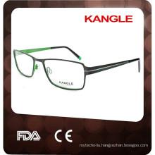 2017 Best desgin classic Man metal optical eyeglasses & metal optical frame