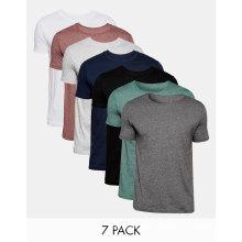 Wholesale Men Crew Neck Plain Cotton Jersey / T-Shirt