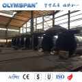 Autoclave de fabrication de blocs de ciment standard ASME