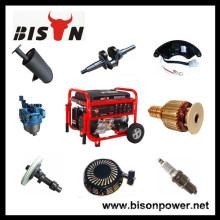 BISON (CHINA) Zuverlässiger Lieferant von Benzin-Generator Ersatzteilen