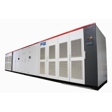 6,6-kV-Mittelspannungs-Elektromotor mit variabler Drehzahl
