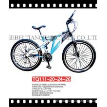 26 pulgadas de suspensión China bicicleta MTB con precio barato